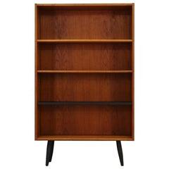 Retro Bookcase Teak Classic 1960-1970 Vintage