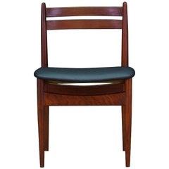 Chair Danish Design Teak Midcentury Classic