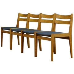Ash Chairs Danish Design Midcentury Classic