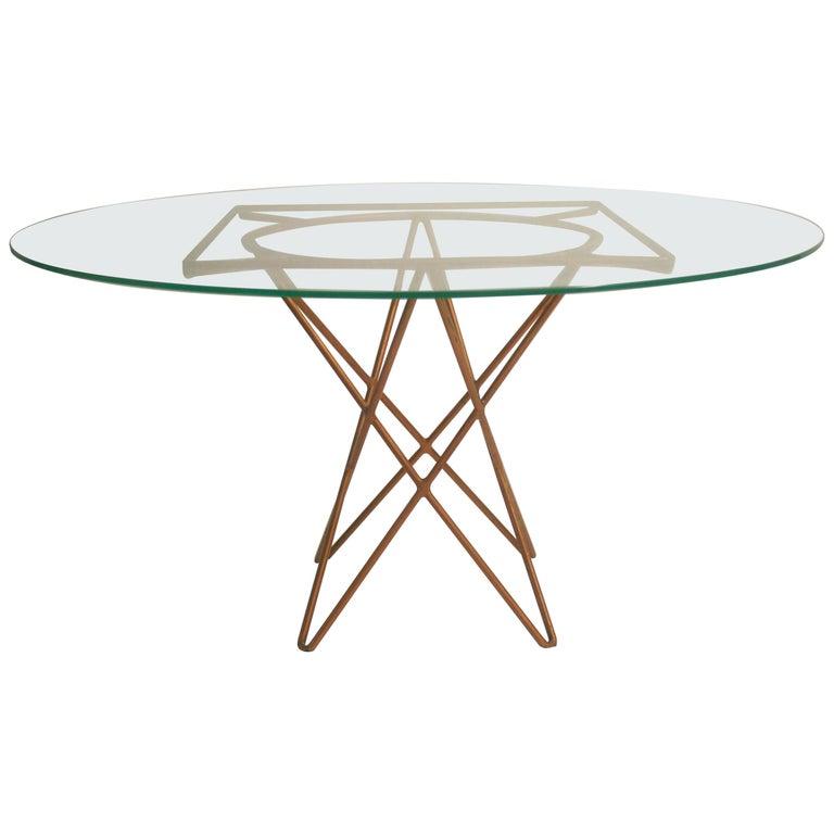 Vintage Atomic Coffee Table, 1950s