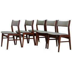 Midcentury Chairs Danish Design Teak Retro