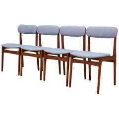 Bundgaard Rasmussen Chair Teak Danish Design
