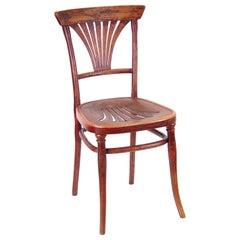Art Nouveau Chair Thonet Nr.221, since 1899