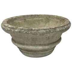 Large English Conical Garden Stone Urns or Planters 'Individually Priced'