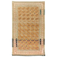 Antique Khotan Carpet Rug