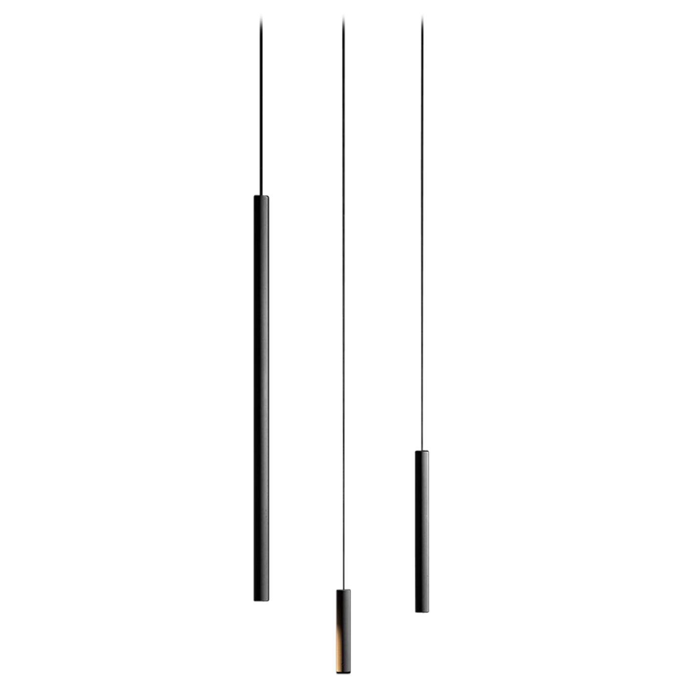 Concrete Pendant Lamps 'Bang II' by Bentu Design