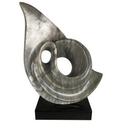 Marble Sculpture by Jeannie