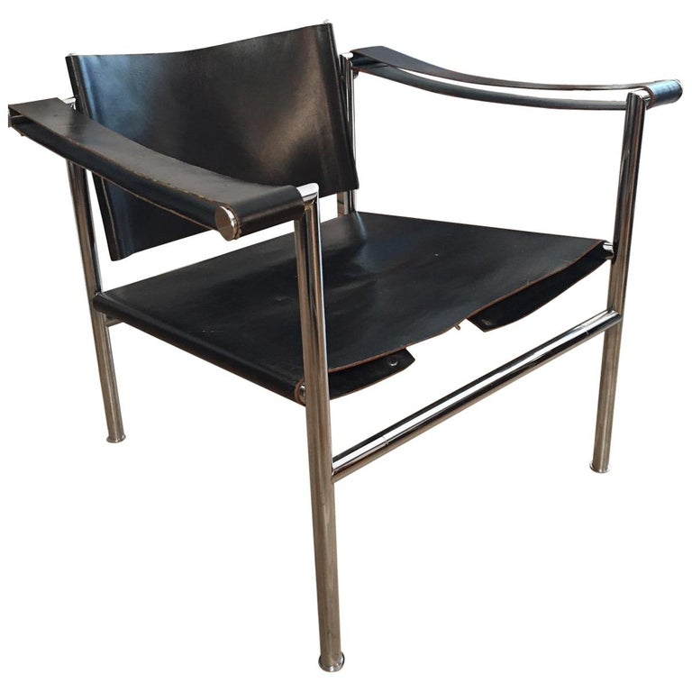 "Armchair ""Hommage À Le Corbusier"" by Fritz Haller, 1956, Switzerland For Sale"