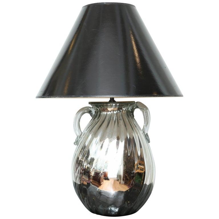 Vintage Large Mercury Lamp
