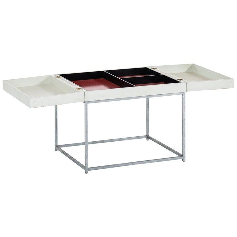 Poul Nørreklit Side Table by Selectform in Denmark