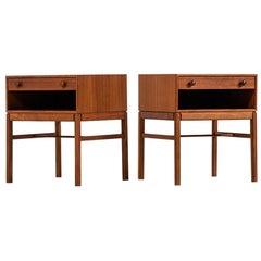 Sven Engström & Gunnar Myrstrand Bedside Tables Model Casino