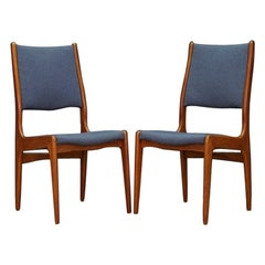 Johannes Andersen Chairs Retro Danish Design