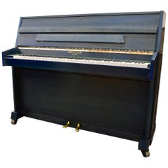 Spencer London Piano in Blued Oak Finish