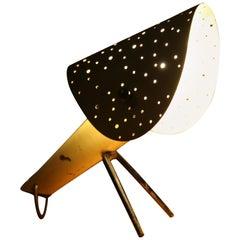 1950s Ernst Igl's Table Lamp Designed for Hillebrand Leuchten