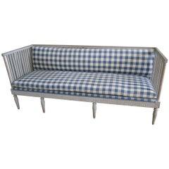 Gustavian Sofa, 19th Century