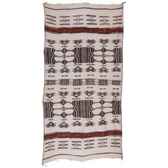 Midcentury Blanket from Mali, Africa, 1970s