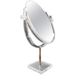 Charles Hollis Jones Vanity Mirror