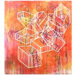 """""""Orangement"""" 2016, by Iris Kufert Rivo"""