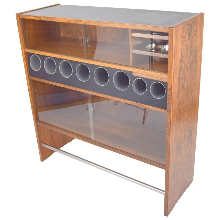 Rosewood Dry Bar by Erik Buch