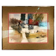 Robert Sheldon Oliver Painting