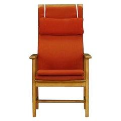 Borge Mogensen Armchair Danish Design Vintage