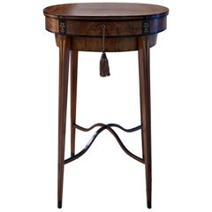 Side Table by Jean-Joseph Chapuis, First Half of the 19th Century