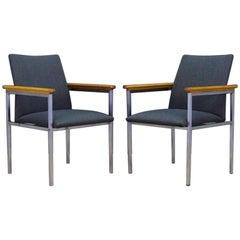 Sigvard Bernadotte Armchair Danish Design Oak