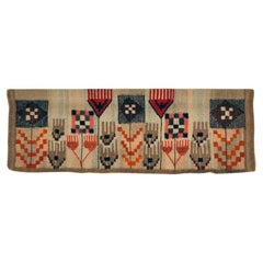 Mid-Century Modern Scandinavian Wall Tapestry from the 1960s