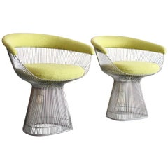 Warren Platner Side or Dining Chairs Knoll