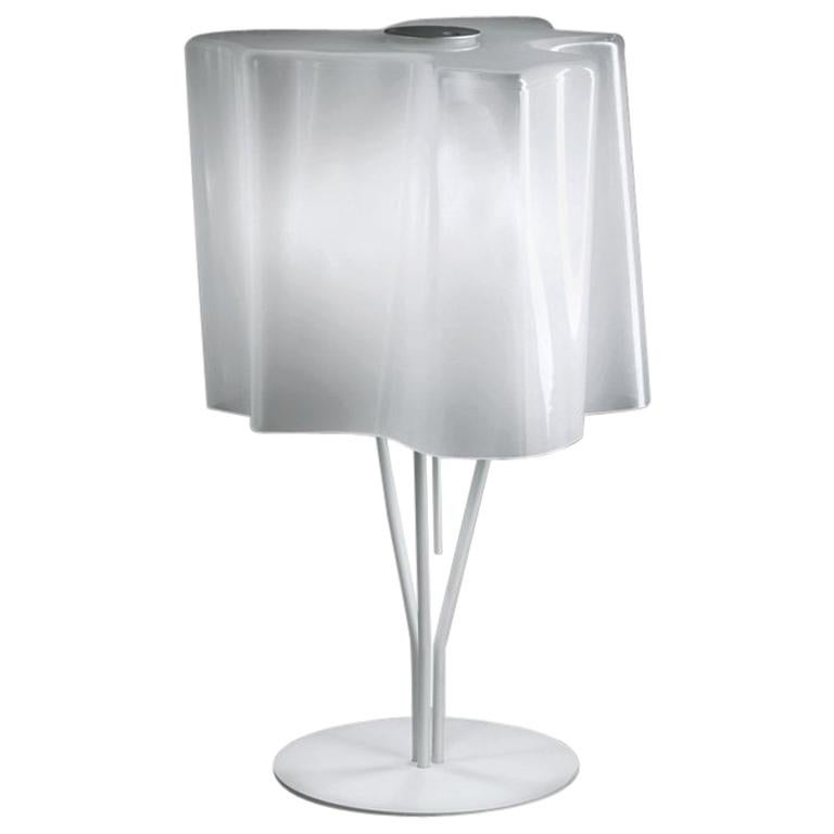 Artemide Logico E26 Table Lamp by Michele De Lucchi & Gerhard Reichert