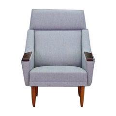 Midcentury Armchair Danish Design Teak Classic