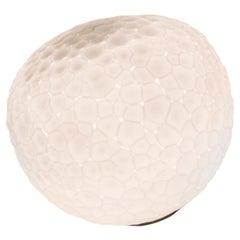 Artemide Meteorite 48 E26 Table Lamp in White by Pio & Tito Toso