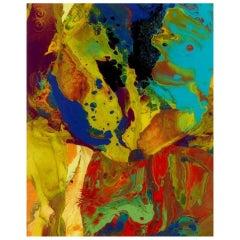 Gerhard Richter Limited Edition P9 Bagdad Print