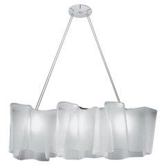 Artemide Logico E26 Triple Line Pendant Light, Extension by Michele De Lucchi