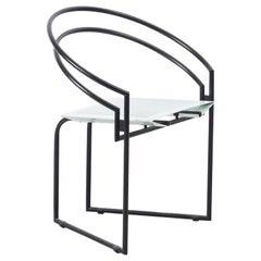Latonda Chair by Mario Botta for Alias, Italy, circa 1986