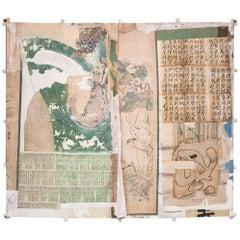 """""""Terrain"""" Kite by Michael Thompson"""