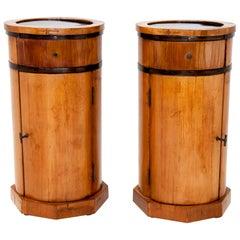 Pair of 19th Century Pot Cupboards