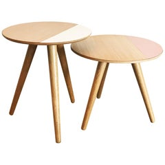 Dot Side Table Duo