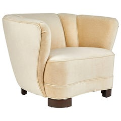 Sutton Place Club Chair by Dragonette Private Label