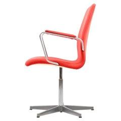 Arne Jacobsen Oxford Desk Chair, Low Back