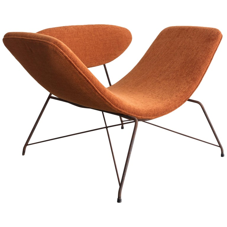 Martin Eisler for Forma lounge chair, 1950s