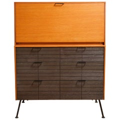 1950s Secretary Desk by Raymond Loewy for Mengel