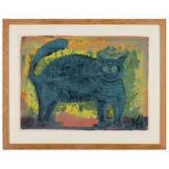 Gato 'Pareda 51' by Rufino Tamayo