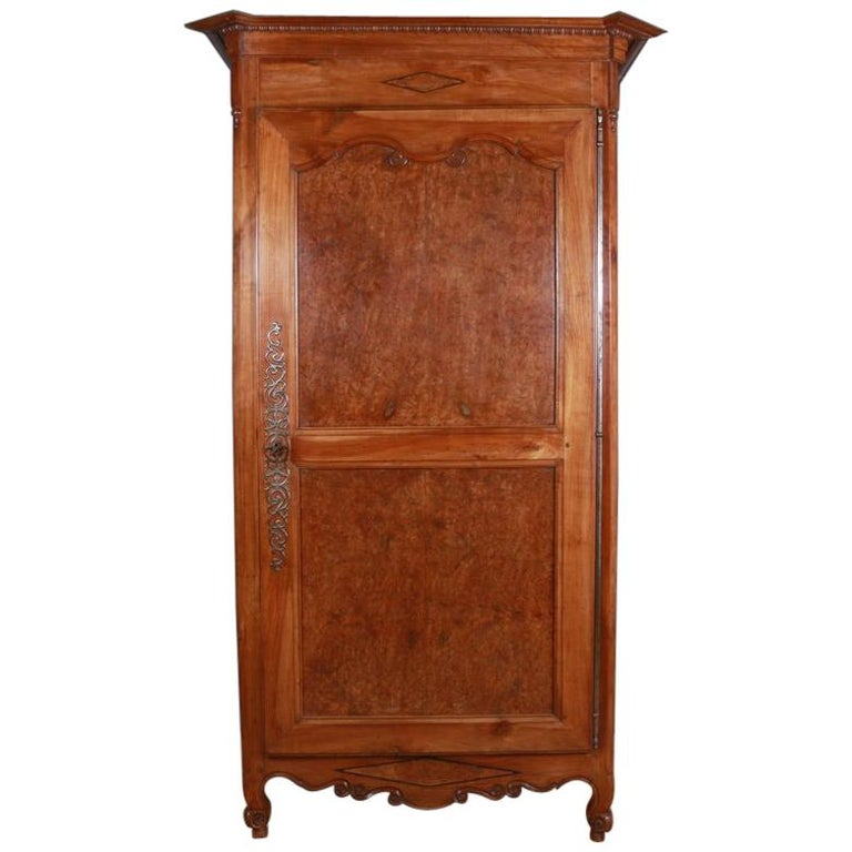 French Cherry Bonnetiere/Cupboard/Armoire