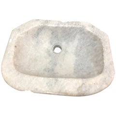 Antique Marble Sink, circa 1890