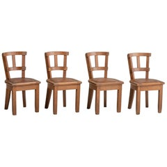 Small Side Chairs, circa 1920
