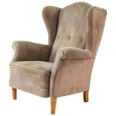 Peter Hvidt, Hans Wegner Wingback Chair