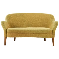 Slagelse Møbelfabrik Model 188 Danish Midcentury Sofa