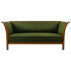 Frits Henningsen Three-Seat Sofa, 1940s