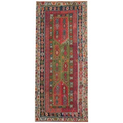 Vintage Kilim Rugs, Traditional Rugs, Turkish Carpet Runner by Tribe